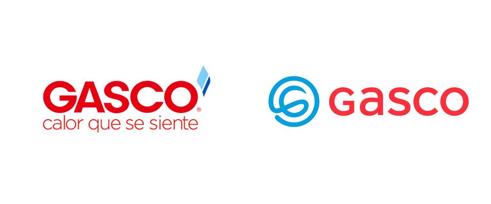 New Logo for Gasco