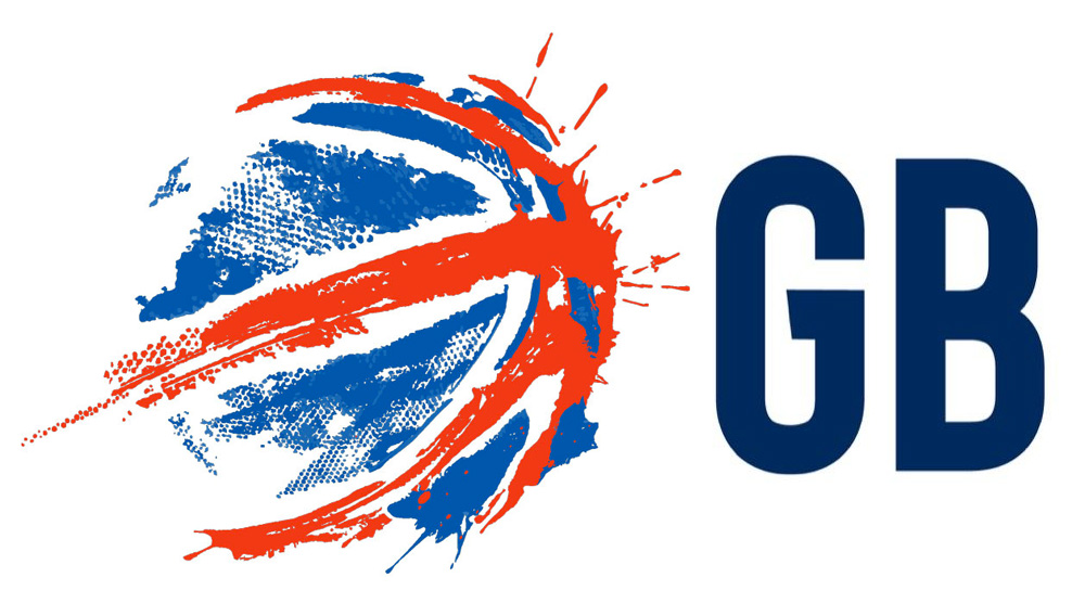 New Logo and Identity for GB Basketball by Mr B & Friends