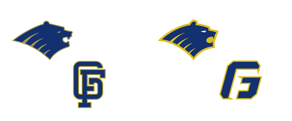 New Logo and Identity for George Fox University Athletics done In-house