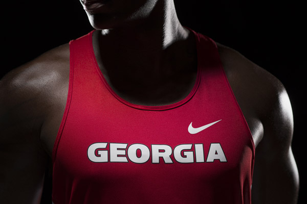 Georgia Bulldogs Logo and Uniforms