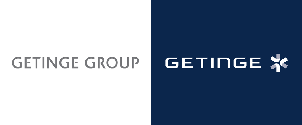 New Logo and Identity for Getinge by Paradigm