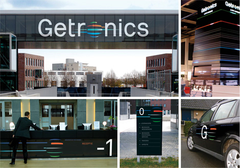 Getronics, New Look