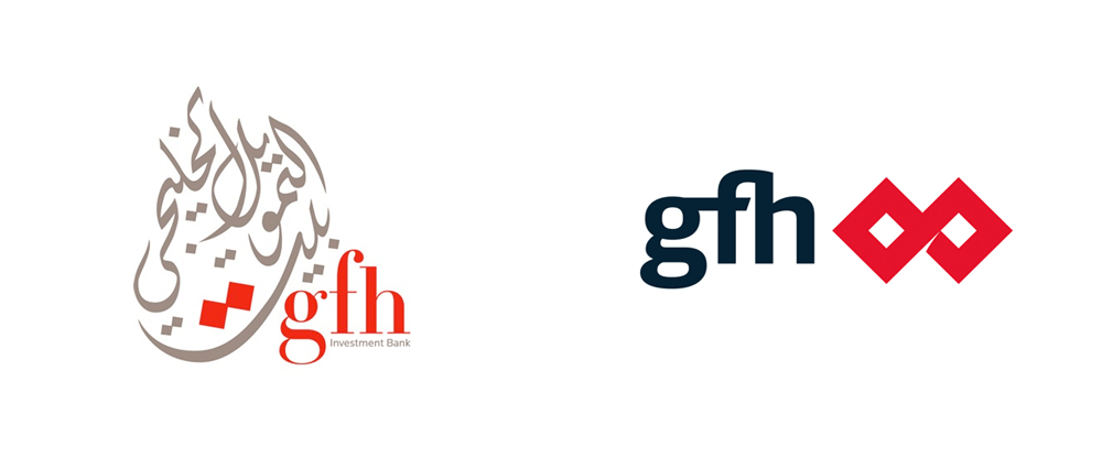 New Logo and Identity for GFH by Unisono