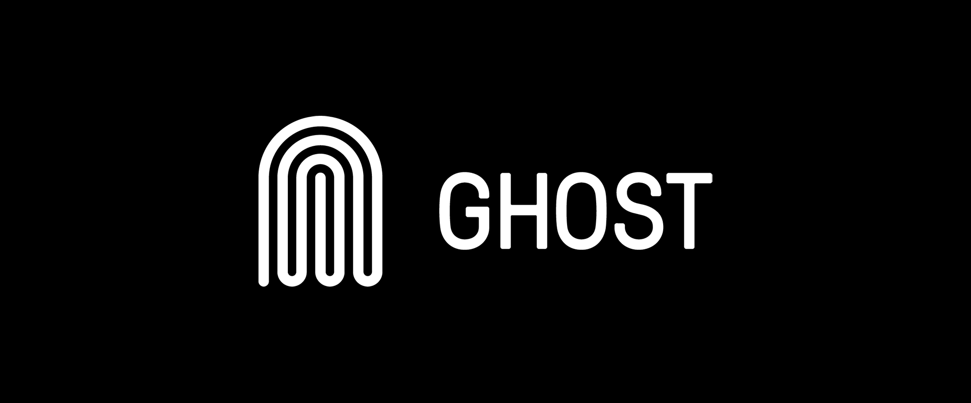 New Logo and Identity for Ghost Locomotion by Play