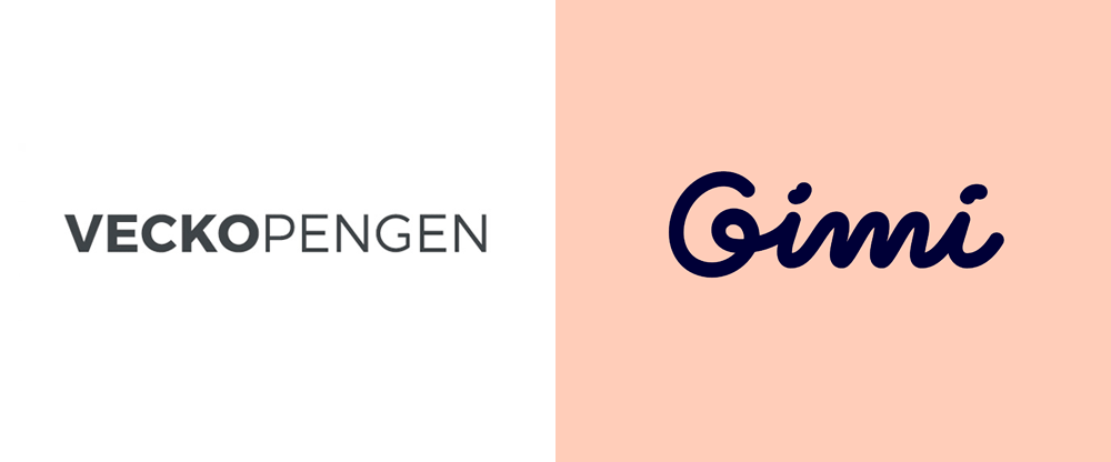 New Logo and Identity for Gimi by Essen International