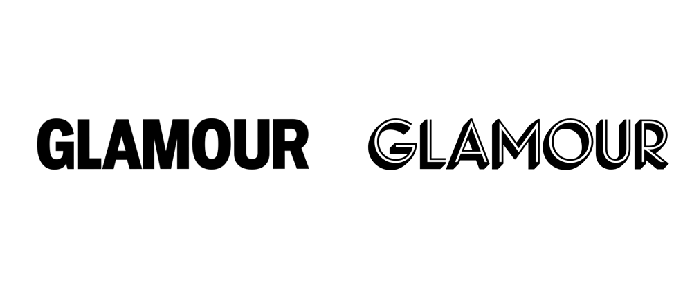 "New Logo for ""Glamour"""