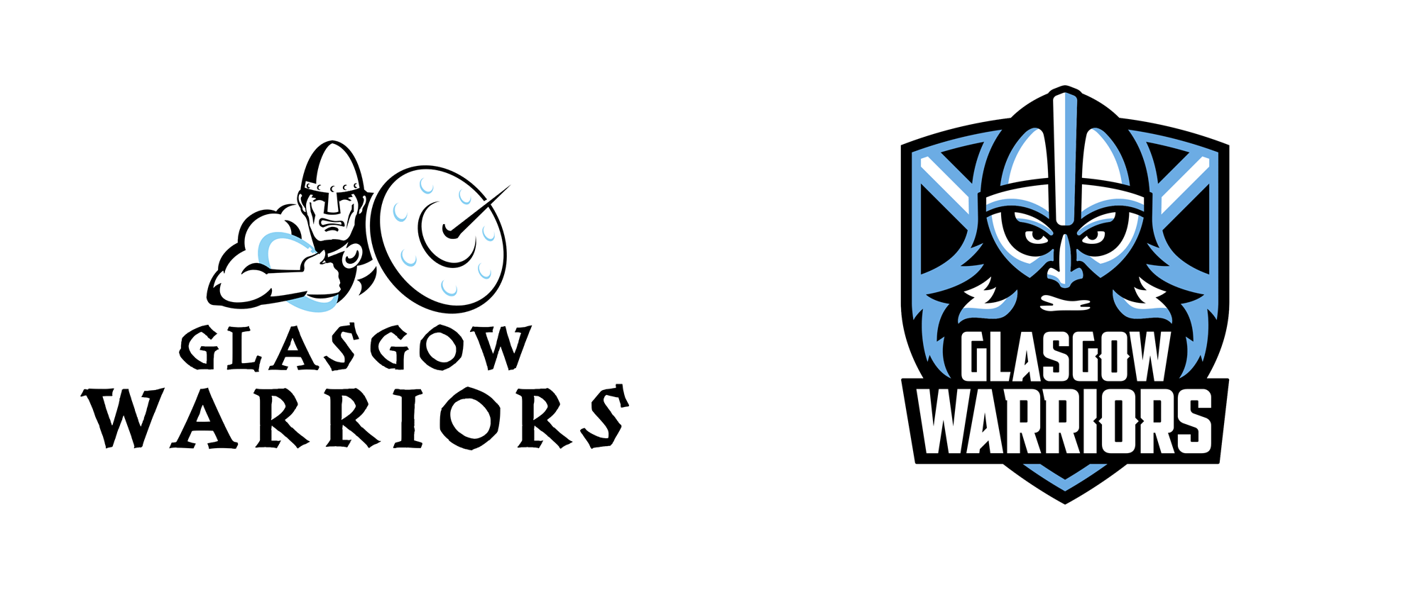 New Logo for Glasgow Warriors