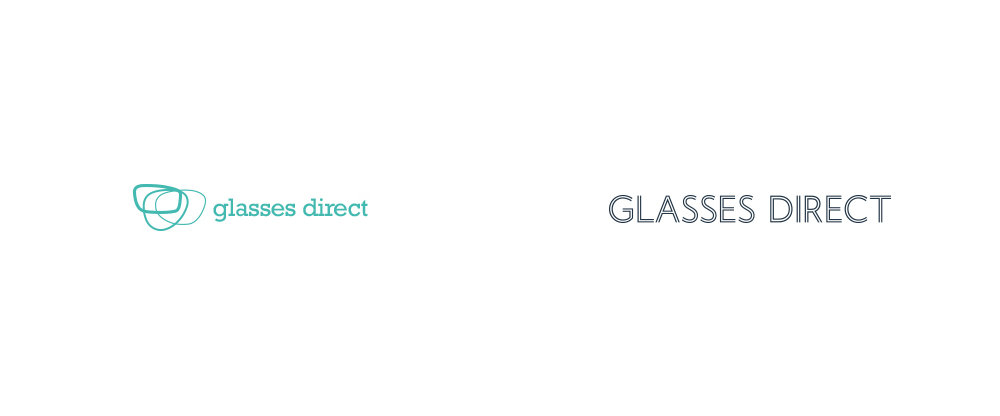 New Logo and Identity for Glasses Direct by SomeOne