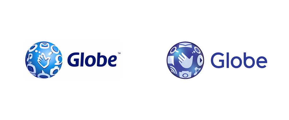 New Logo for Globe Telecom