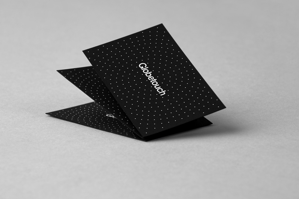 New Logo and Identity for Globetouch by Bunch