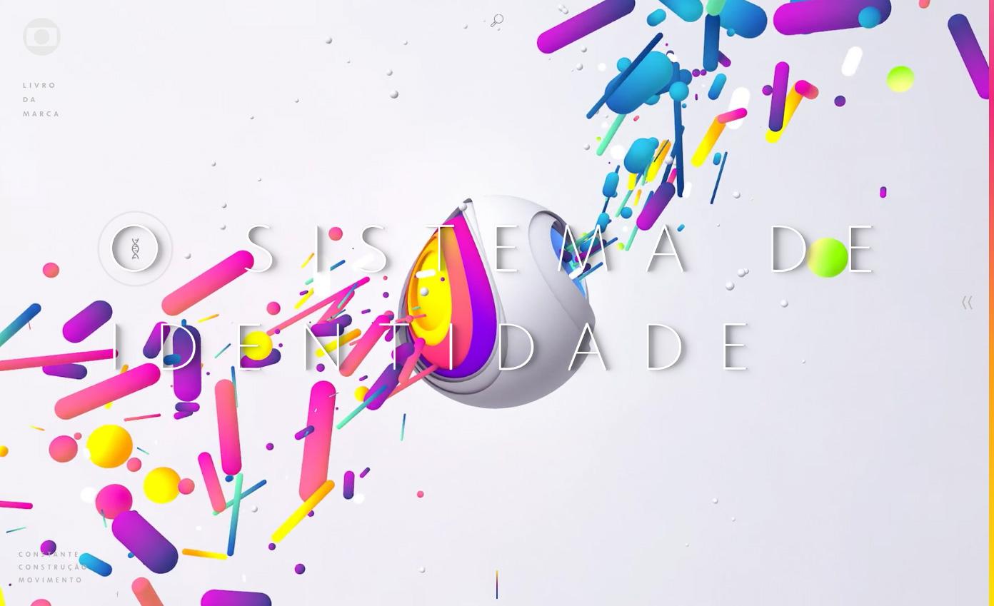 Rede Globo Brand Site