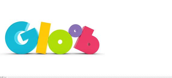 Gloob Logo, New