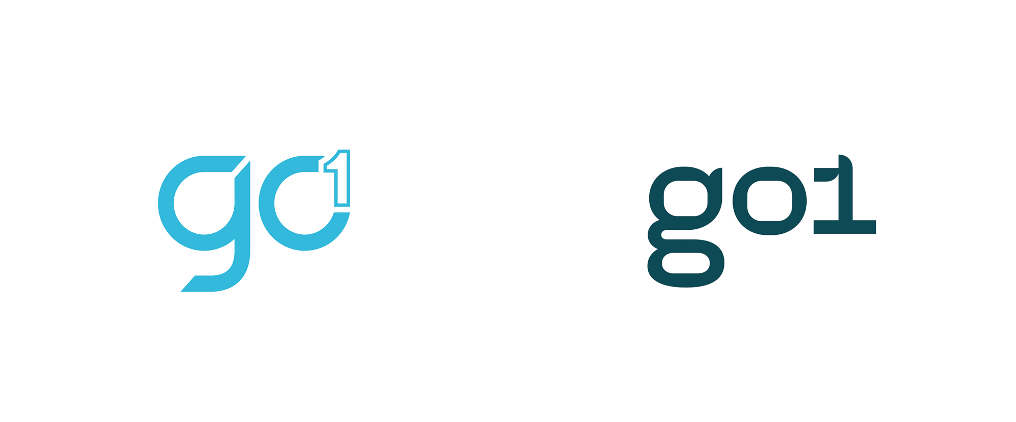New Logo and Identity for Go1 by DesignStudio