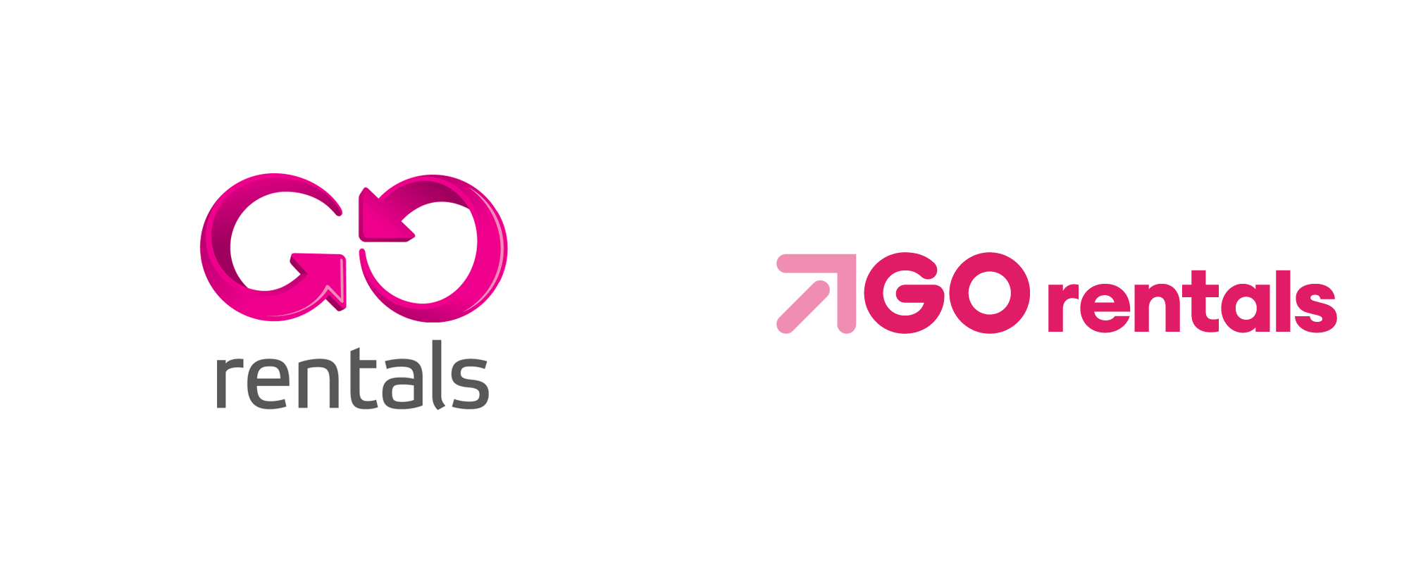 New Logo for Go Rentals