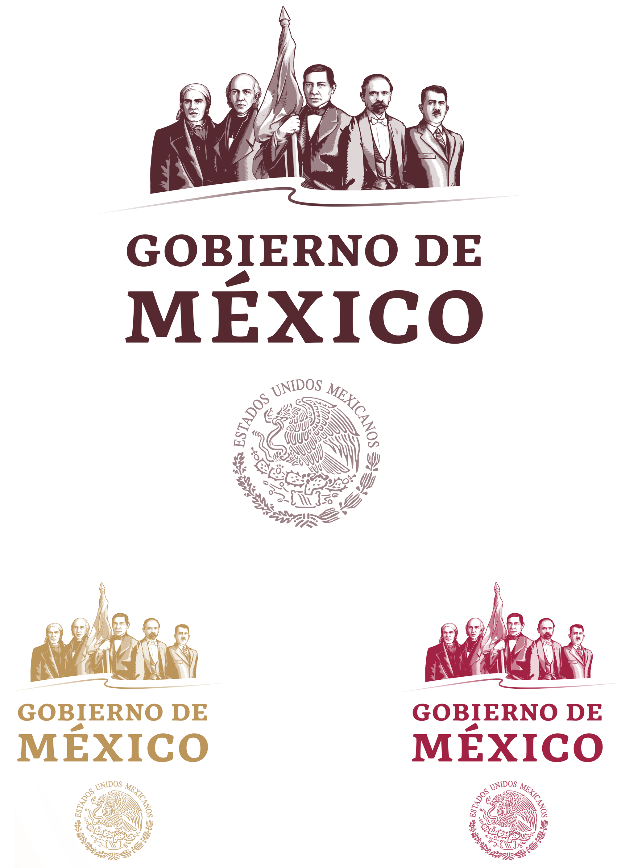 New Logo for Government of Mexico