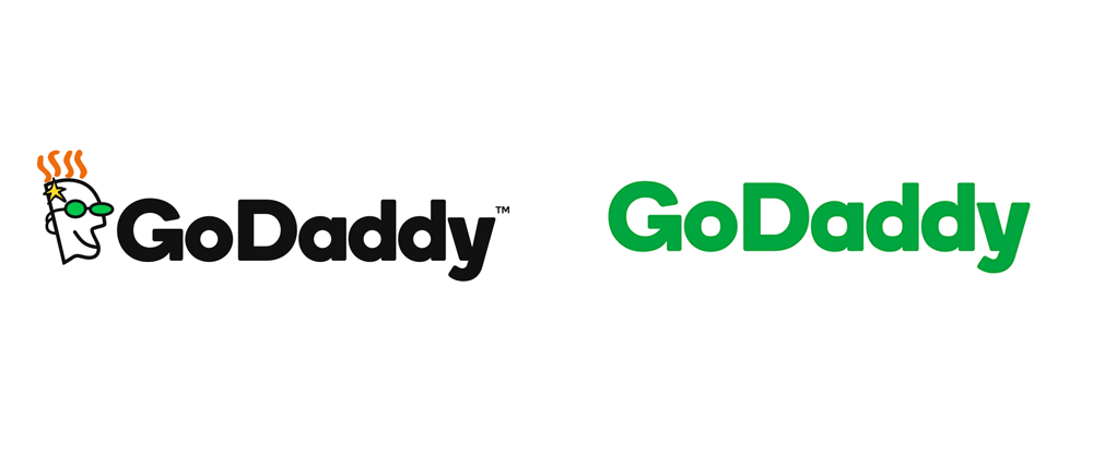 New Logo for GoDaddy