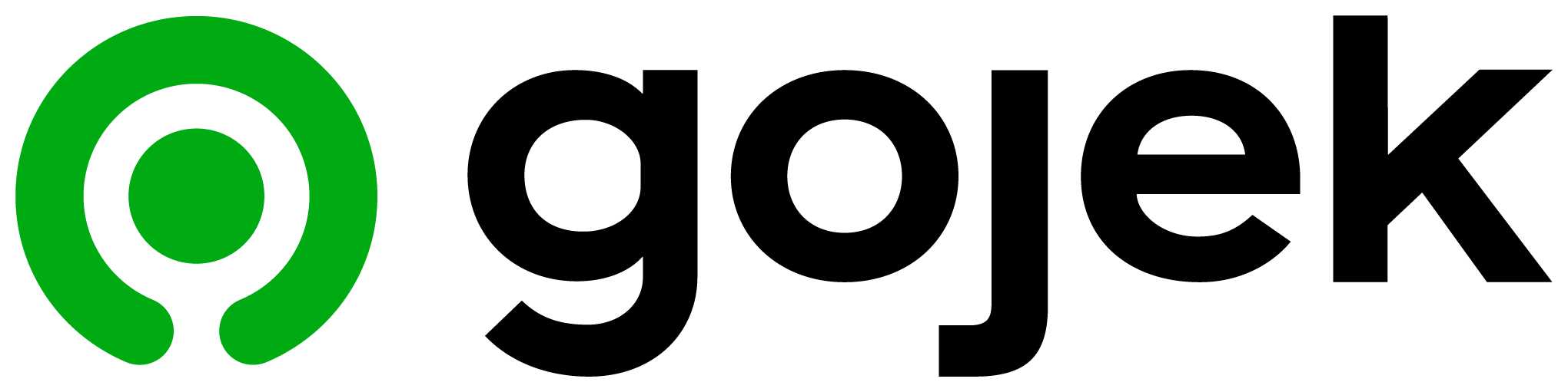 New Logo and Identity for Gojek done In-house