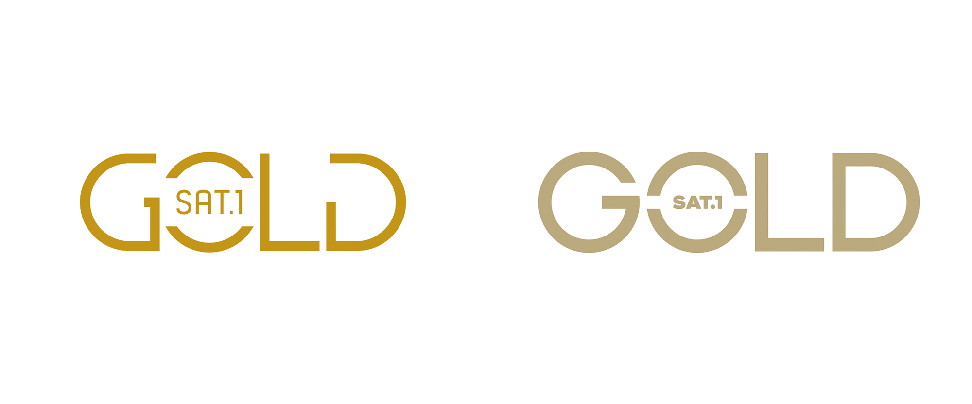 New Logo and On-air Look for Sat.1 Gold