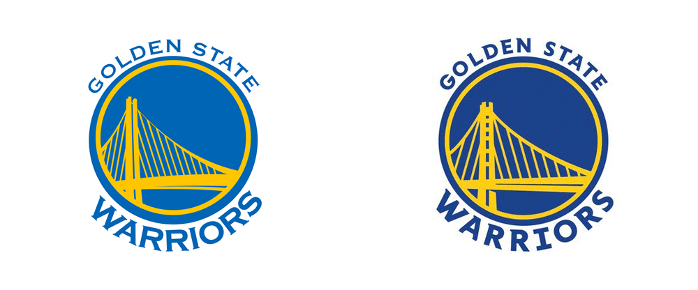 New Logos for Golden State Warriors
