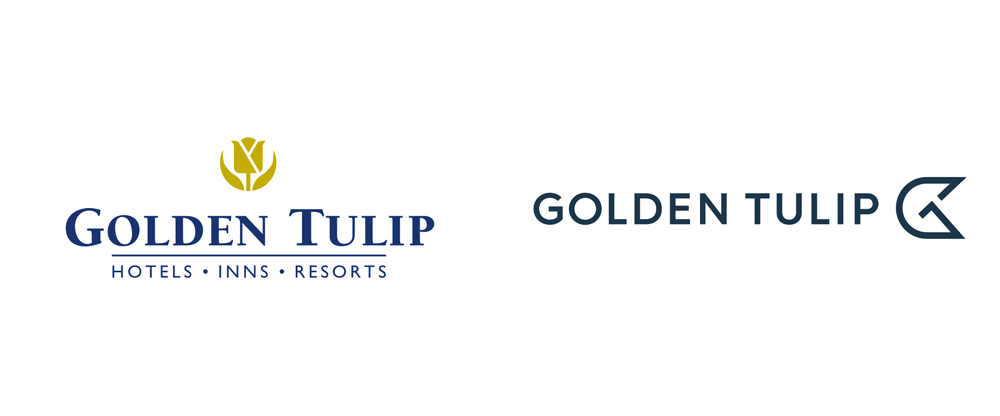 New Logo for Golden Tulip Hotels