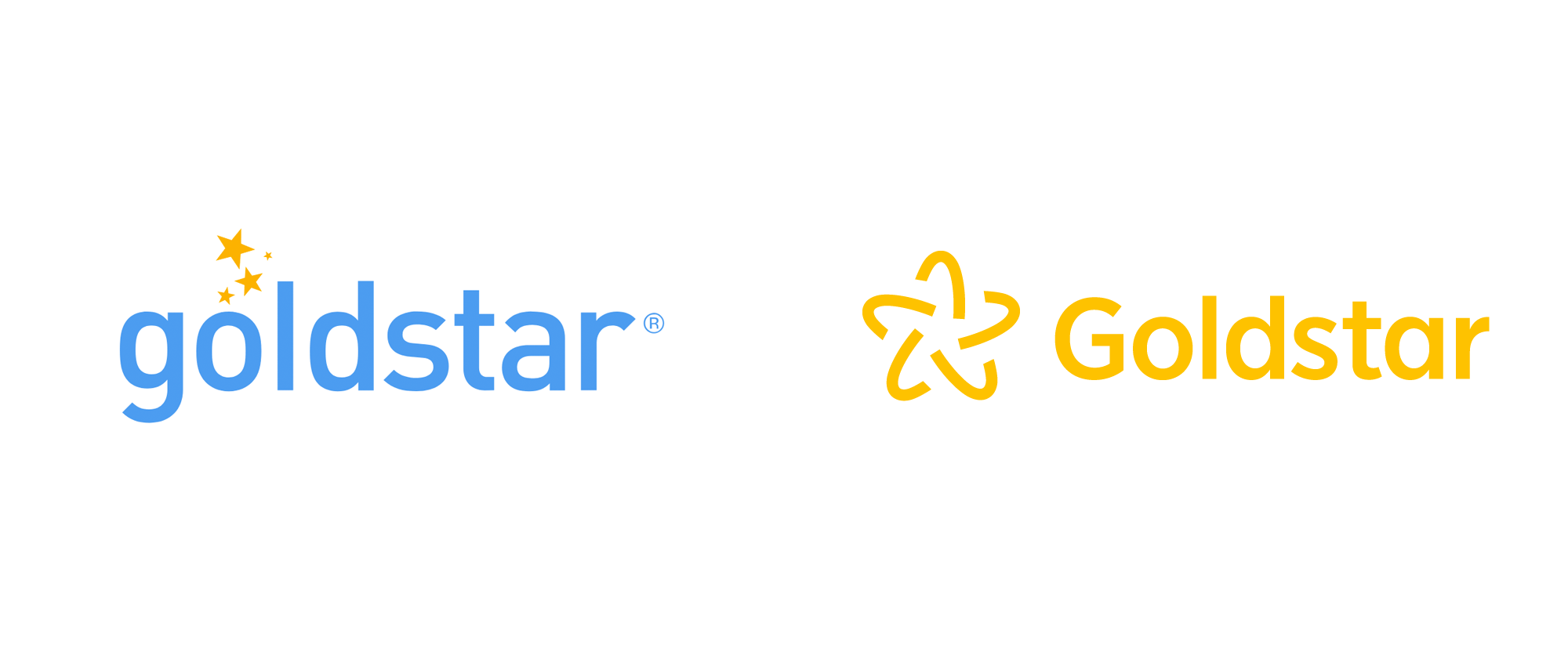 New Logo for Goldstar