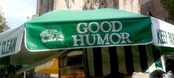 Good Humor, Umbrella