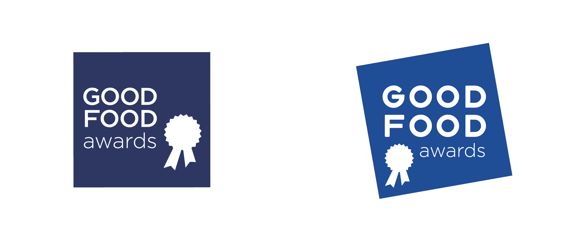 New Logo and Identity for Good Food Awards (and Foundation) by Gamut