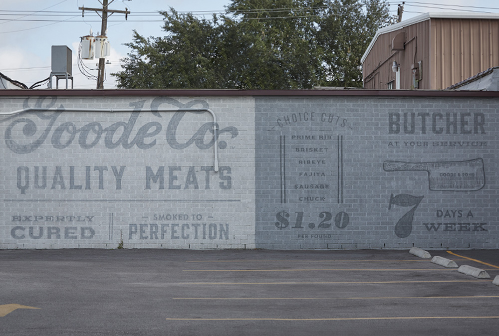 New Logos and Identity for Goode Co. by Principle