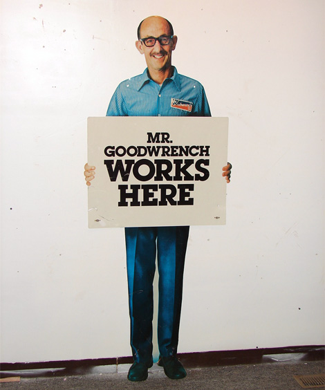 Mr. Goodwrench