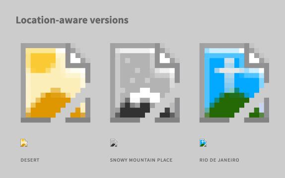 Google's Broken Image Icon