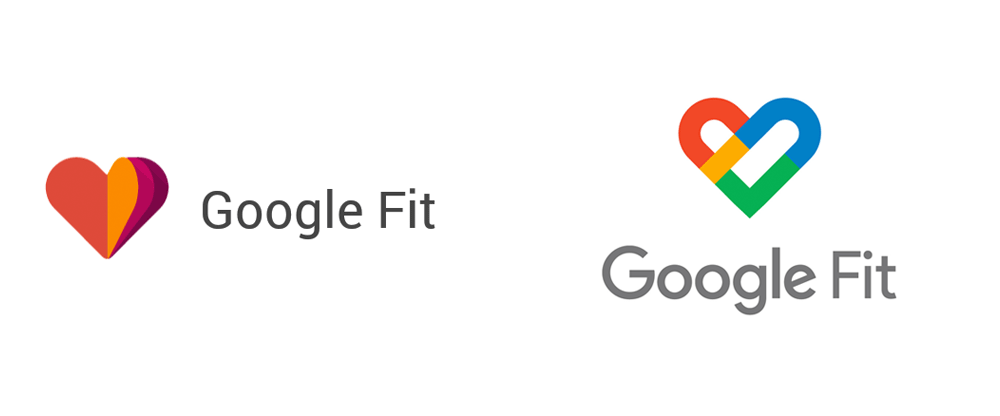 New Logo for Google Fit
