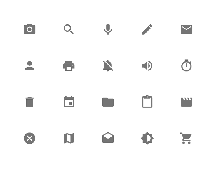 New Design Language for Android, Chrome OS, and More by Google