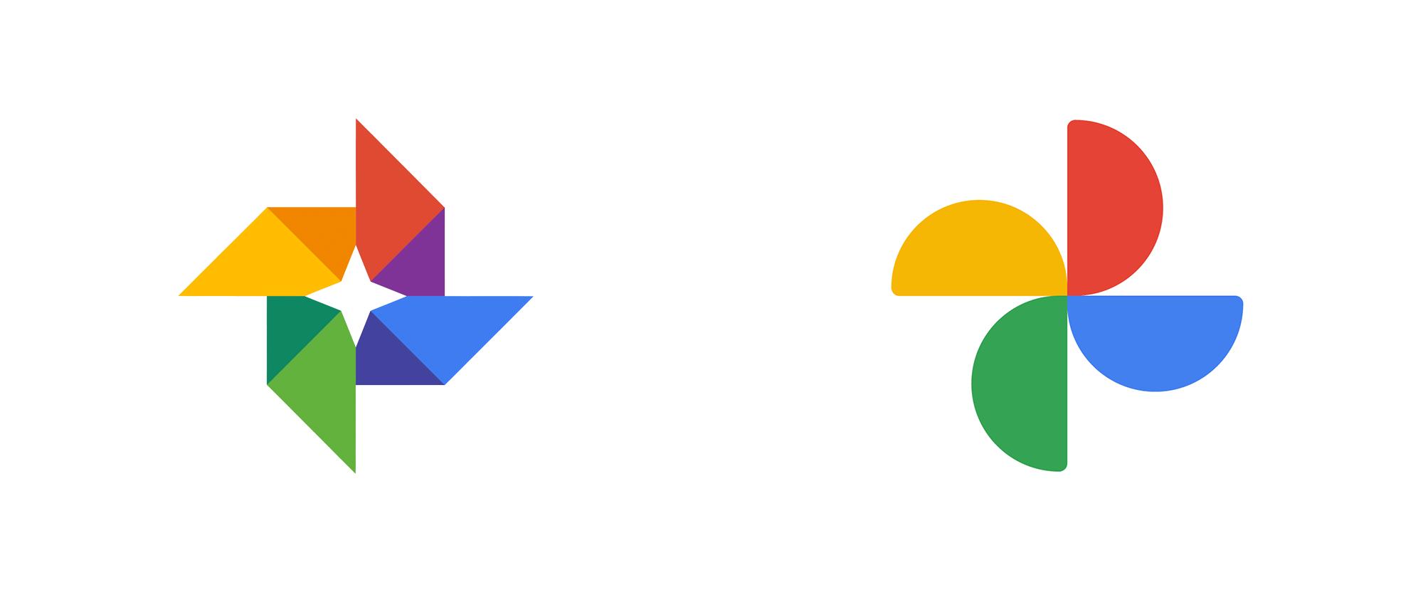 New Icon for Google Photos