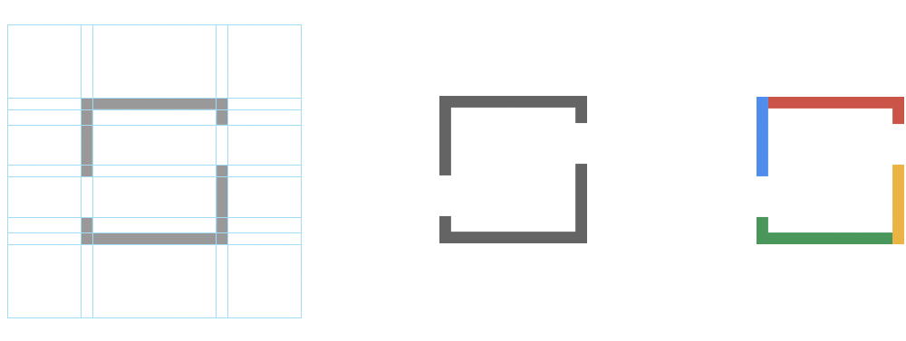 New Logo for Google Squared by Jack Morgan