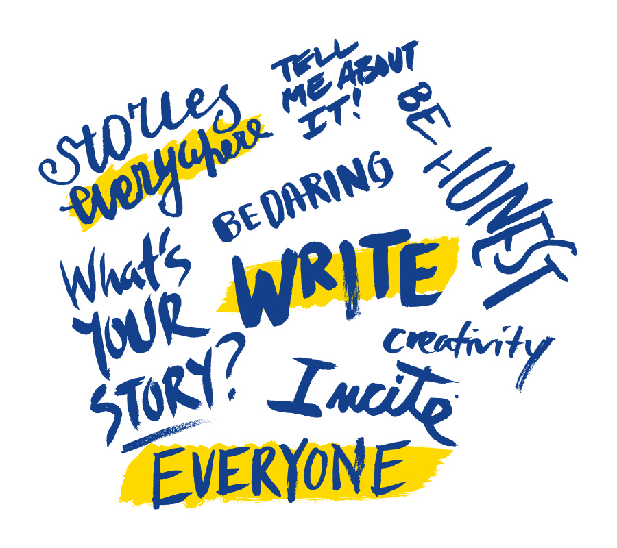 gotham creative writing Turn your passion for words into your profession with an online creative writing degree from snhu, a nonprofit, accredited university.