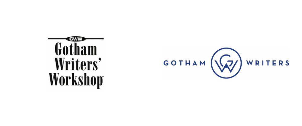 New Logo and Identity for Gotham Writers by Hyperakt