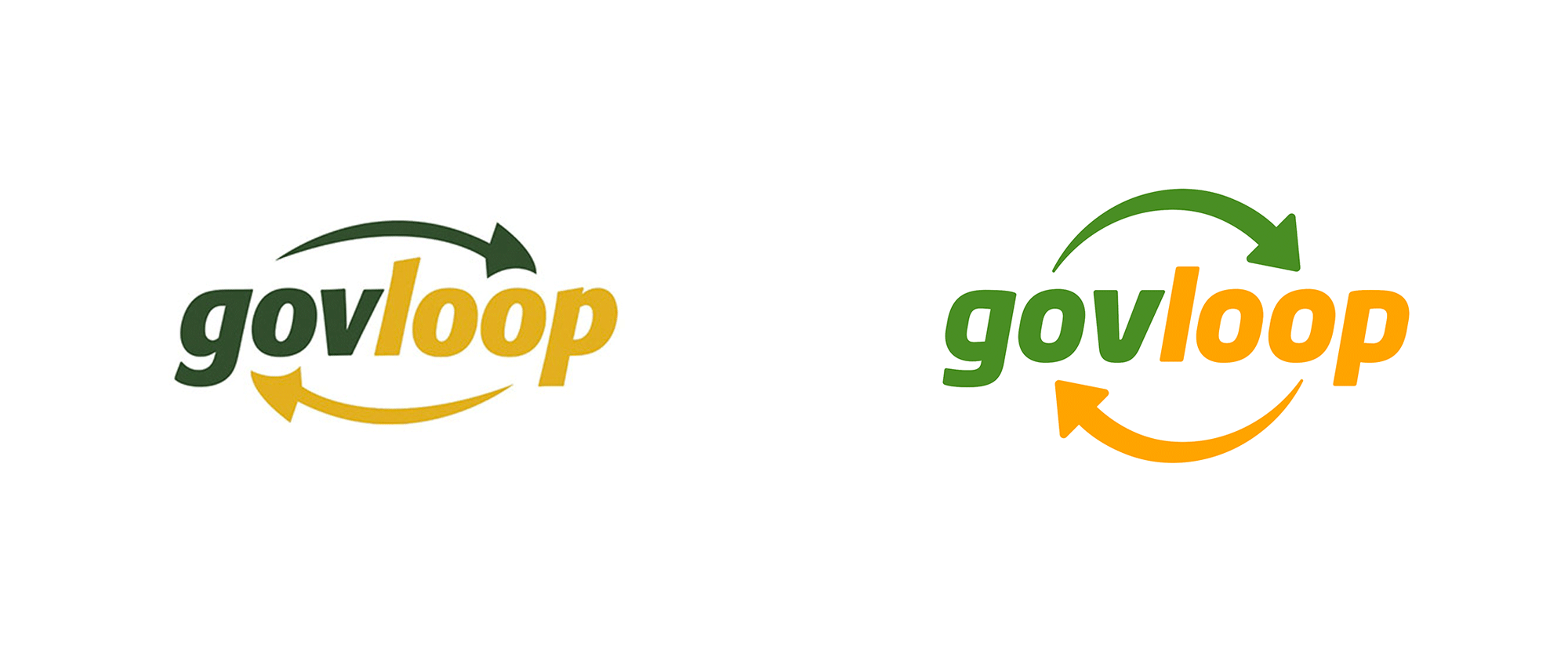 New Logo and Identity for GovLoop done In-house
