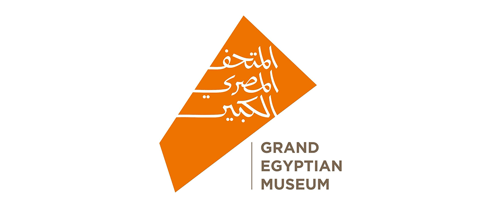 New Logo and Identity for Grand Egyptian Museum by Tarek Atrissi Design