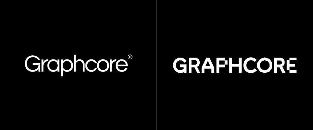 New Logo and Identity for Graphcore by Pentagram