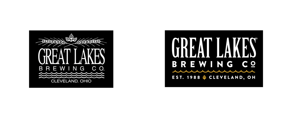 New Logo and Packaging for Great Lakes Brewing Company by Brokaw