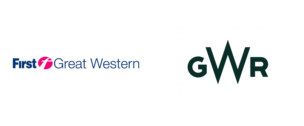 Brand New New Logo And Identity For Great Western Railway By