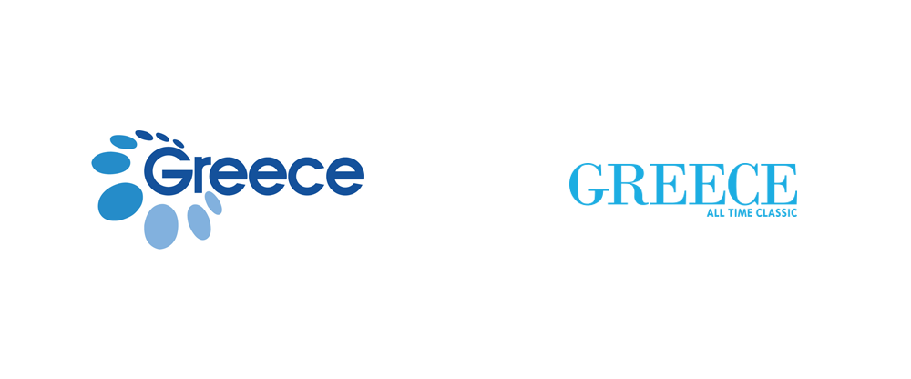 New Logo for Greece (Tourism)