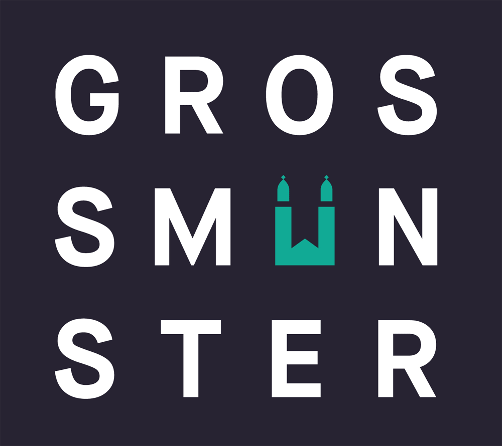 New Logo and Identity for Grossmünster by Moving Brands