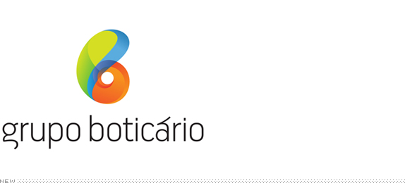 Groupo Boticário Logo, New