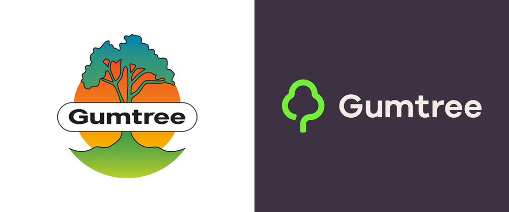 New Logo And Identity For Gumtree By Koto