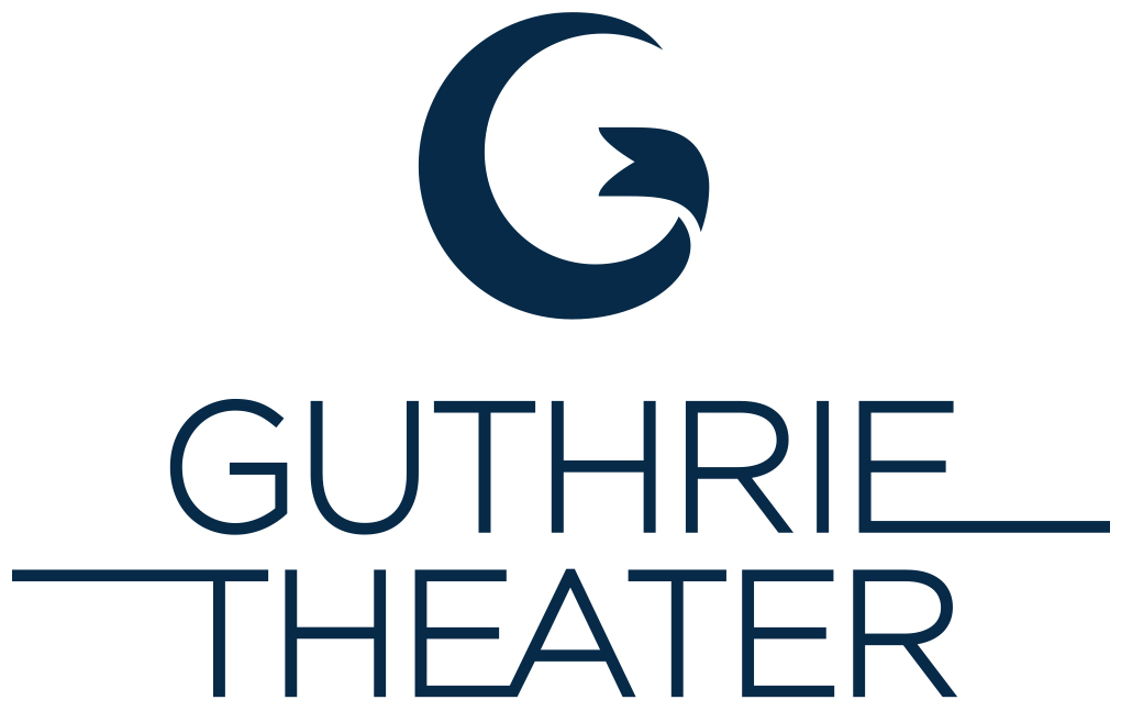 brand new new logo for the guthrie theater by little