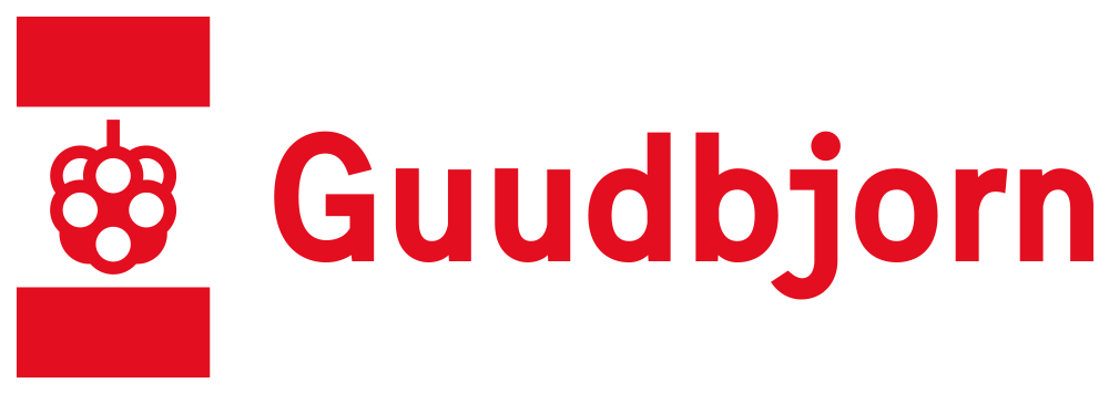 New Logo and Identity for Guudbjorn by VRLN