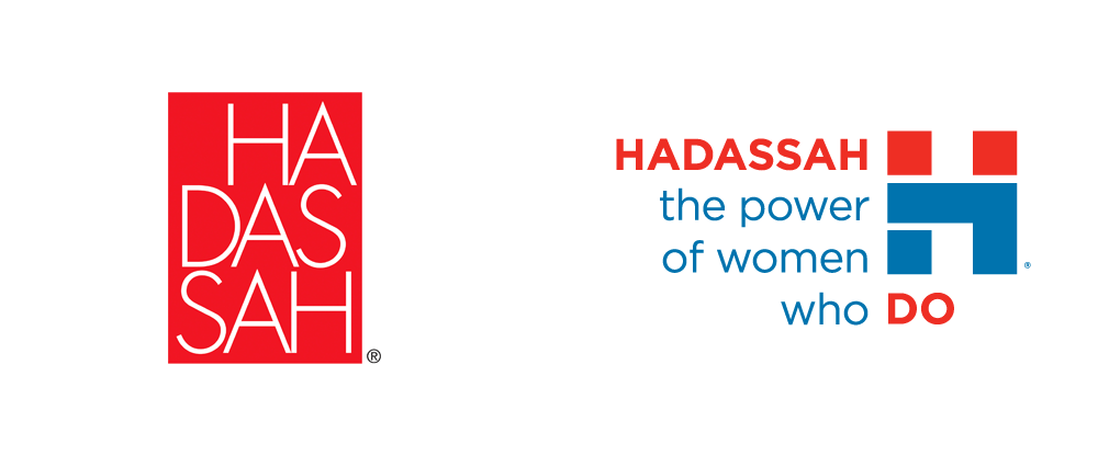 New Logo for Hadassah