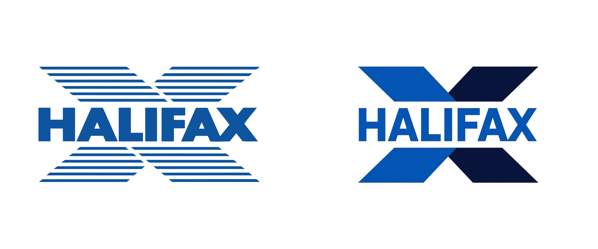 New Logo and Identity for Halifax by Rufus Leonard