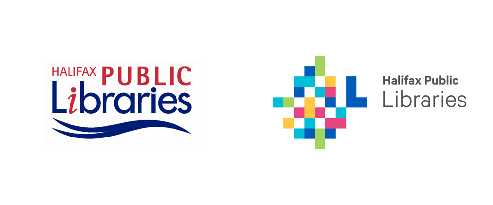 Brand New New Logo And Identity For Halifax Public